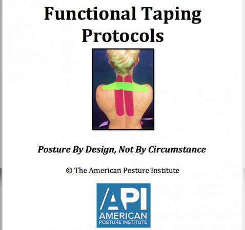 The most objective, & clinical course teaching functional posture taping.