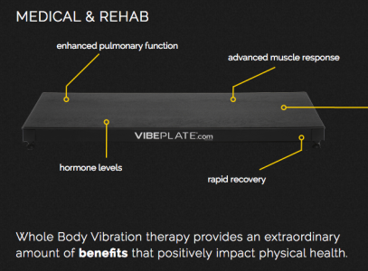 Vibration Therapy Revolutionized
